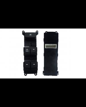 Hyundai İ10 2015-2018 Ön Sol Cam Düğmesi 18 Fiş 5 Tuş