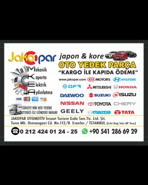 Toyota Corolla 1987-2002  Debriyaj Alt Merkezi
