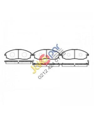 Hyundai Starex Ön Fren Balatası 1997-2002