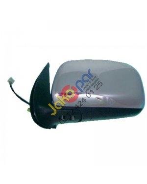 Hılux 2006-2011 Ayna SOL Elektrikli Nikelajlı
