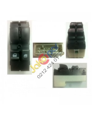 Canter Cam Düğmesi Sol Çiftli (FE635 - FE539 - FE659)
