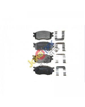 Hyundai İ20  1.4 Benzinli 1.4 Crdı Dizel Ön Fren Balatası 2008-2011