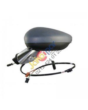 Citroen C3 Sağ Ayna Elektrikli Astarlı Sinyalli Sensörlü 2009-2013 (7 FİŞ)