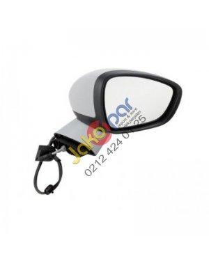 Citroen C5 Sol Ayna Elektrikli Isıtmalı Astarlı Sinyalli 2009-2012 (7 FİŞ)