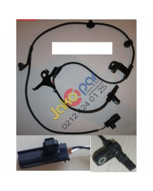 Yaris Abs Sensörü Ön Sağ 2012-2015
