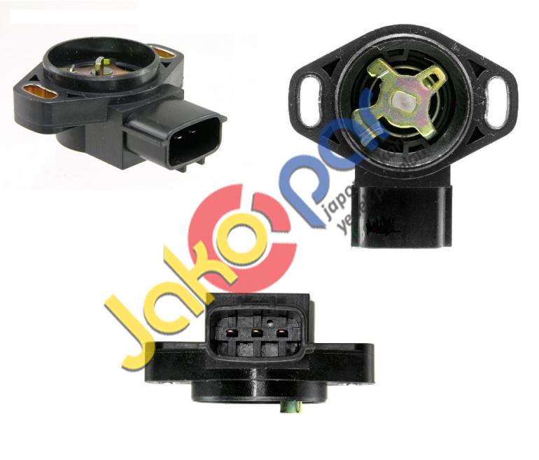 Nissan Almera 2000-2008 Gaz Kelebek Sensörü