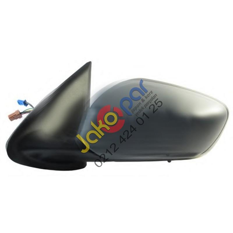 Citroen C-Elysee Sağ Ayna Elektrikli Isıtmalı Astarlı Sensörlü (7 FİŞLİ)