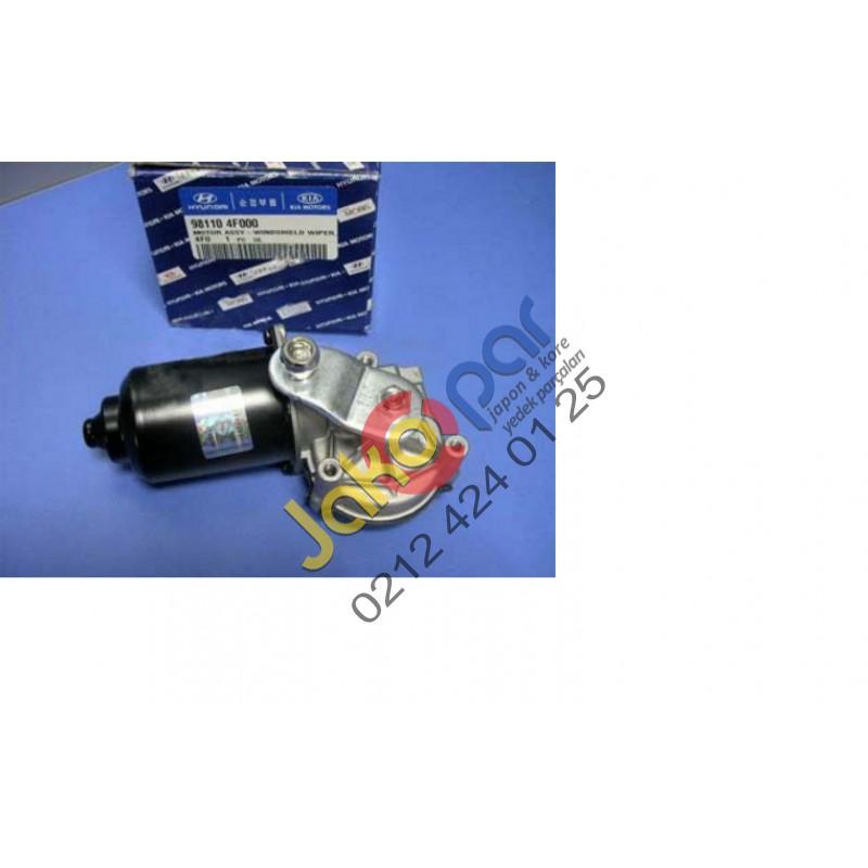 H 100 Kamyonet 2005-2011 Silecek Motoru